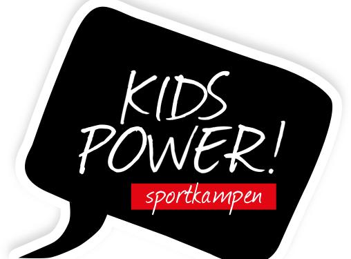 Kids power logo