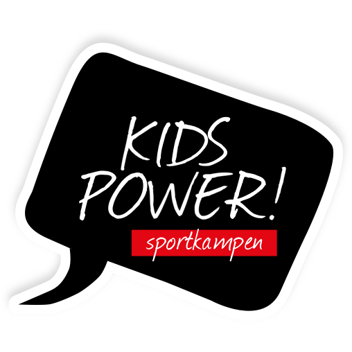 Kids power logo